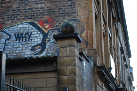 Street art in Edinburgh (2013)