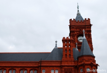 Exterior of Pierhead Building