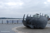 Merchant Seafarer's War Memorial, Cardiff Bay